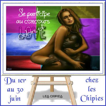 Chipitutos : Colors of Love - Du 1er au 30 juin 030LogoColorsOfLove
