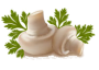 Champignons (cèpes, girolles, Paris, etc...)