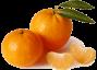 Clémentines, mandarines